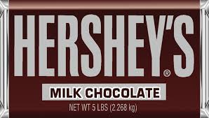 hershey chocolad