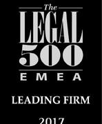 מגזין הדירוג הבינלאומי LEGAL 500